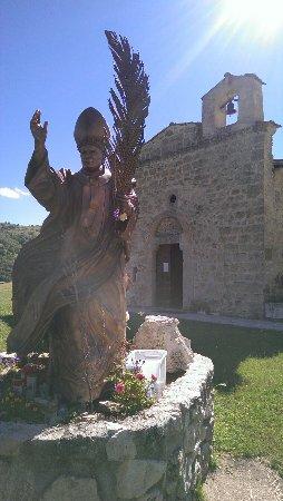 chiesa di San Pietro della Jenca