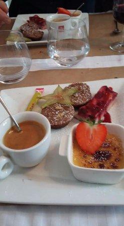 Carte La Femme Du Boulanger Vesoul.Cafe Gourmand Photo De La Femme Du Boulanger Vesoul