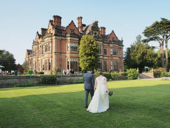 Woodhouse Eaves, UK: Our amazing wedding venue