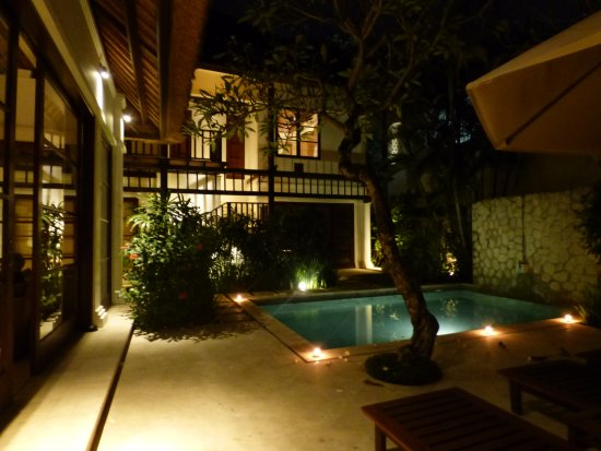 Karma Jimbaran: our 3 bed villa with pool