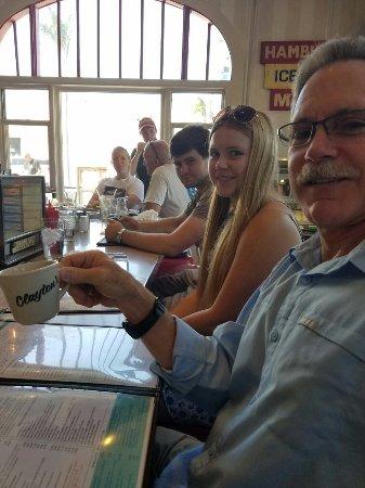Clayton's Coffee Shop: 20160619_092736_large.jpg