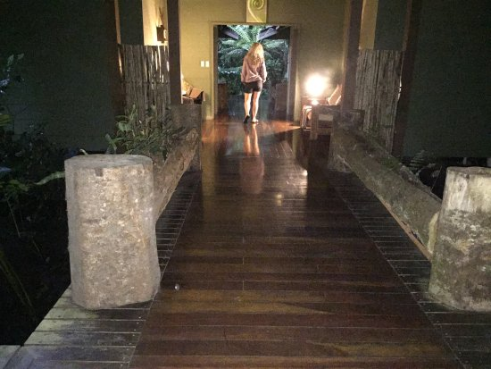 El Silencio Lodge & Spa: Spa