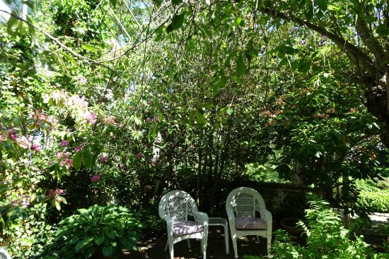 East Orleans, แมสซาชูเซตส์: The Garden Room