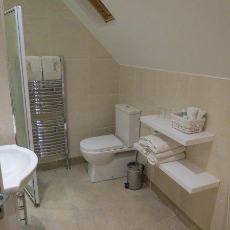 Slieverue, Ирландия: Bathroom