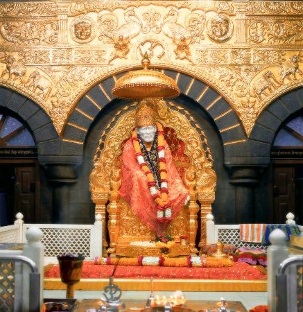 Kasauli, India: Shirdi Sai Baba Mandir