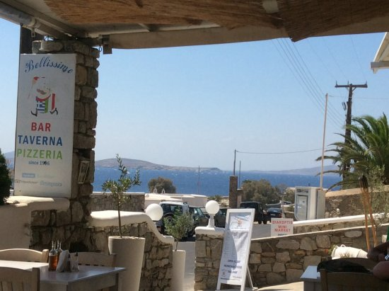 Bellissimo Resort: View from the Travena