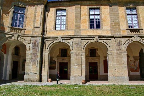 Soreze, Francia: Galeria interna