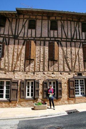 Soreze, Francia: Villa de Sorèze