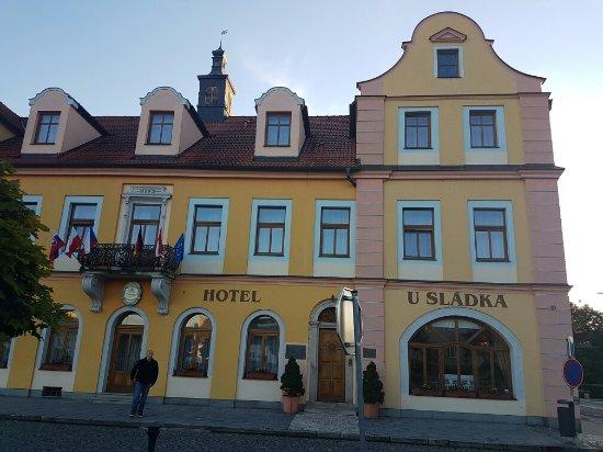 Hotel U Sladka: 20160617_203949_large.jpg