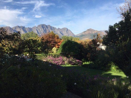 Bilde fra The Garden House