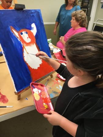 Camden, AL: Youth and adult art classes, regional art, and more!