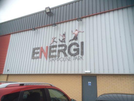 Energi Trampoline Park York