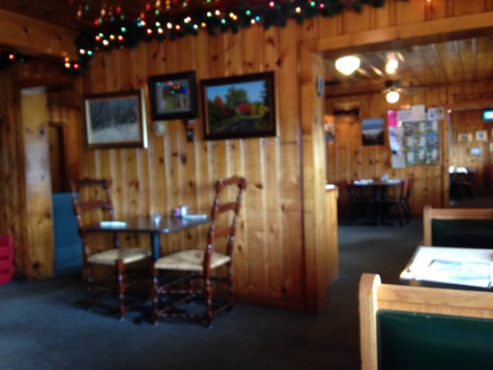Lost River, WV: one of 3 dinning areas
