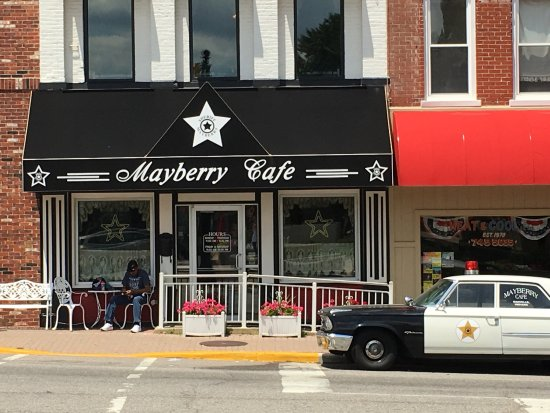 Mayberry Cafe Prices