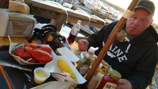 Boothbay Lobster Wharf : 20160617_195025_large.jpg