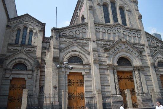 Iglesia de San Felipe de Jesus