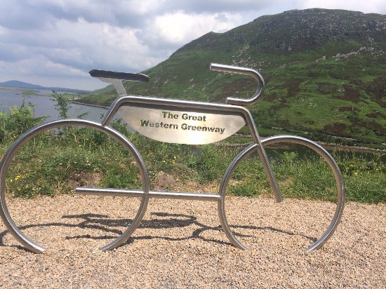 The Great Western Greenway: Mulranny to Achill