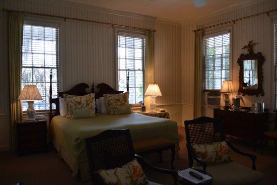 The Rhett House Inn: room #3
