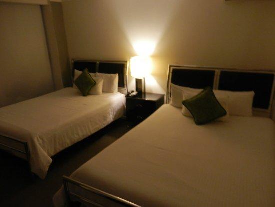Wyndham Garden Panama Centro: Dormitorio