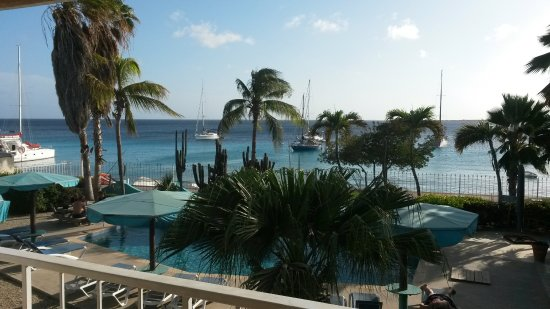 Bonaire Oceanfront Apartments Photo