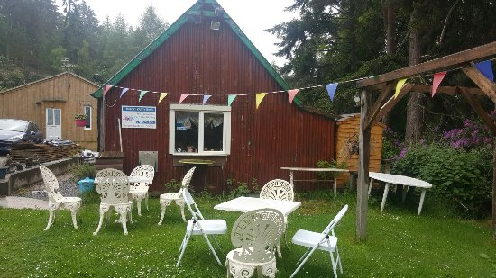 Foyers, UK: Morag's Crafty Bothy