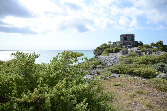 Riviera Maya, Mexico: Tulum mayan ruins