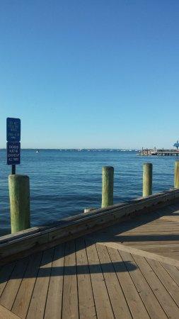 Keyport, NJ: The view across the street.