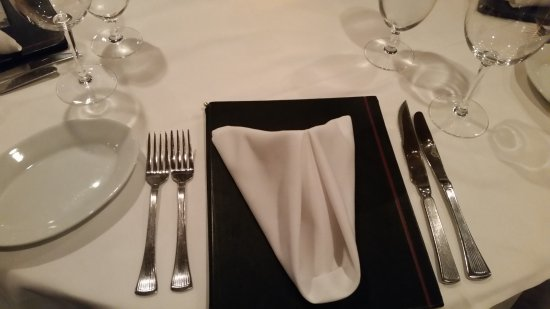 Pikesville, MD: Place setting