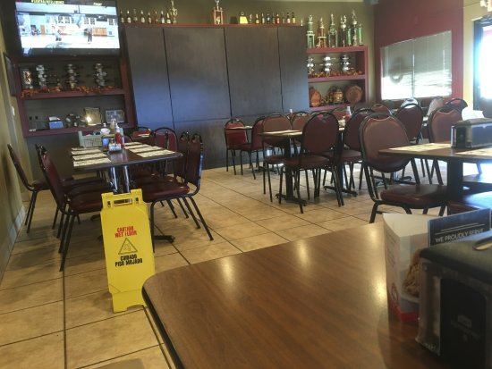 Florence, AZ: one of the dining areas