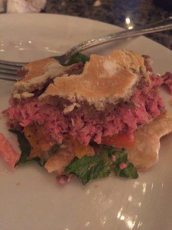 Blue Ridge Grill : So this was medium well!?