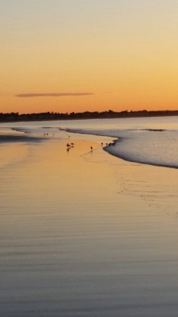 Old Orchard Beach: Sunrise in June