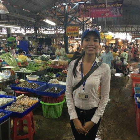 Mandy at Market - Picture of Bangkok Guide Smile - TripAdvisor