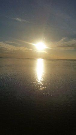 Derby, Australien: Sunset