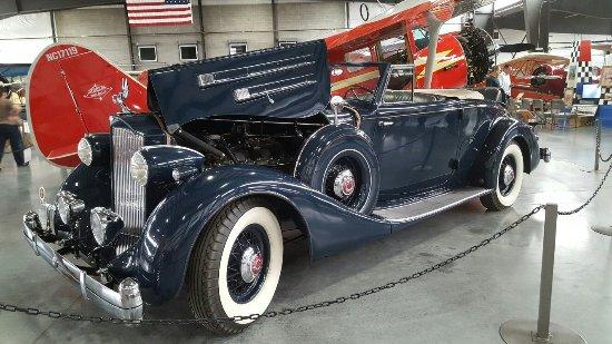 Hood River, Oregón: Western Antique Aeroplane & Automobile Museum