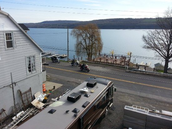 Anchor Inn And Marina: Seneca Lake