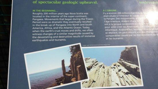 Tiverton, Kanada: Balancing Rock Trail