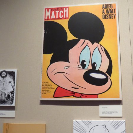 A tribute to walt after his death picture of walt disney family museum san francisco - Walt disney office locations ...