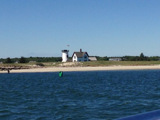 Monomoy Island Excursions: Stage Harbor Light