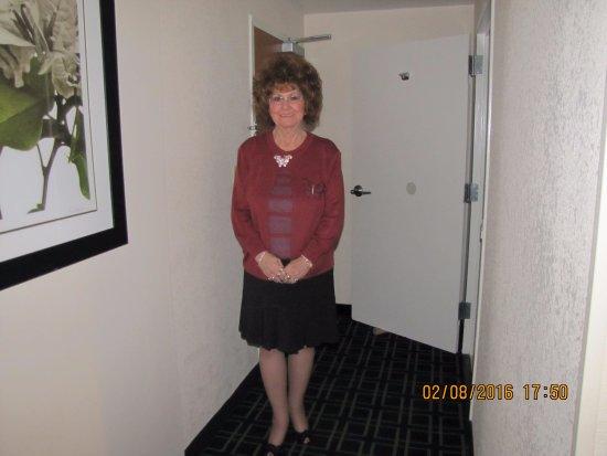 Fairfield Inn & Suites Sioux Falls: Sylvia