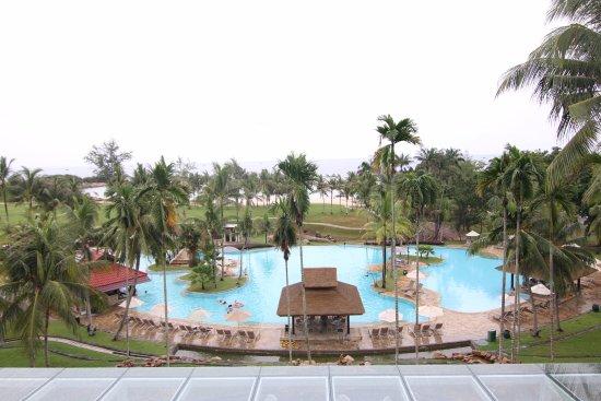 Bintan Lagoon Resort: View from the main lobby