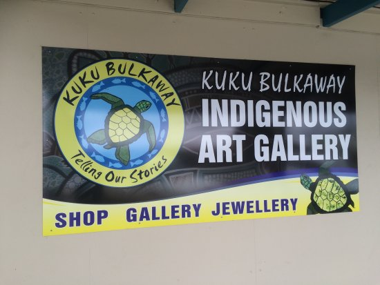 Kuku Bulkaway Aboriginal Art Gallery
