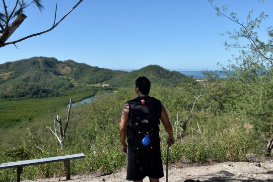 مالولو آيلاند ريزورت: Hiking