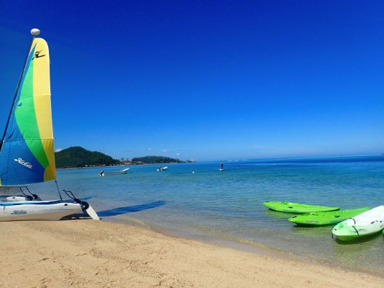 Malolo Island Resort: Water activities