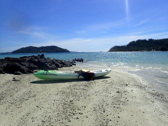 مالولو آيلاند ريزورت: Kayak
