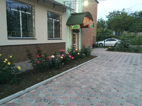 "Zinkiv, Ukrajina: hotel ""Valentina"""