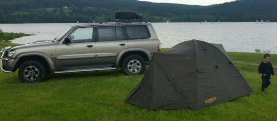 Camping Lipno Modrin