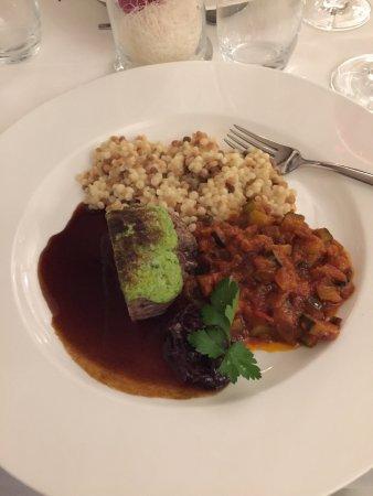 Konolfingen, Swiss: 5-Gang Abendessen