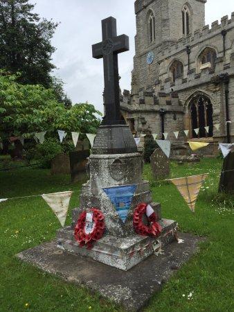Tuxford War Memorial