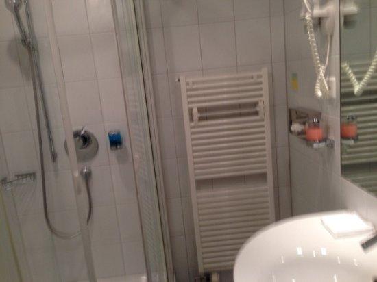 Gasthaus zur Linde: belle douche