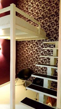 J Hotel: Design Deck Room
